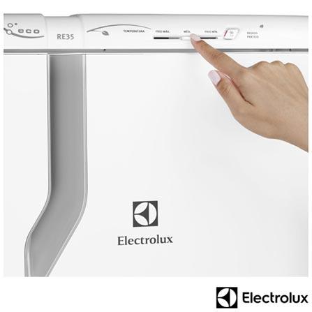 Refrigerador Electrolux com 262 Litros Branco - RE35, 110V, 220V, Branco, 01 Porta, 01 Porta, De 141 a 350 litros, 12 meses, Electrolux
