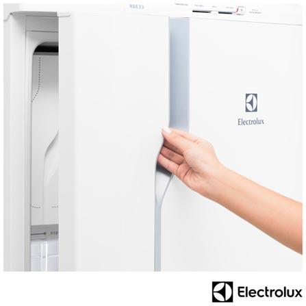 Refrigerador Electrolux Frost Free com 262 Litros Branco - RDE33, 110V, Branco, 01 Porta, 01 Porta, De 141 a 350 litros, 12 meses, Electrolux