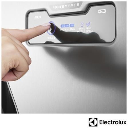 , 110V, 220V, Inox, 02 Portas, 02 Portas, De 141 a 350 litros, 12 meses, Electrolux