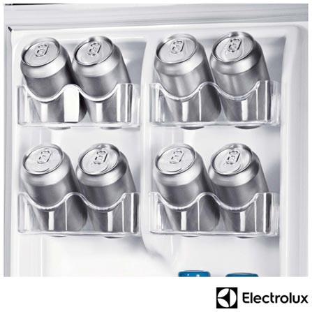 , 110V, Branco, Frigobar, 01 Porta, Até 140 litros, 12 meses, Electrolux