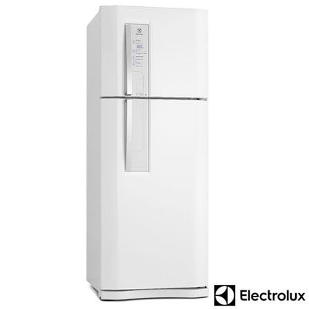 , 110V, 220V, Branco, 02 Portas, 02 Portas, De 351 a 500 litros, 12 meses, Electrolux