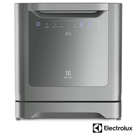 , 110V, 220V, Prata, 12 meses, Electrolux