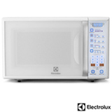 Micro-ondas Blue Touch Electrolux 31 L, Painel Touch, 10 Níveis de Potência, Tecla Mudo, Branco - MB41G