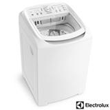 Lavadora de Roupas Electrolux 13kg Branca com 12 Programas de Lavagem, Dosador Inteligente Addmix e Cesto Inox  - LTA13
