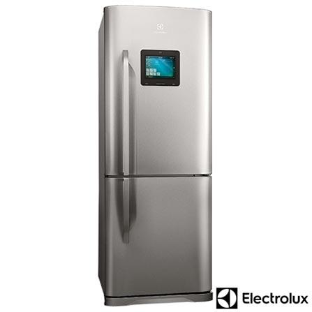 , 110V, 220V, Inox, Freezer Invertido, 02 Portas, De 351 a 500 litros, 12 meses, Electrolux