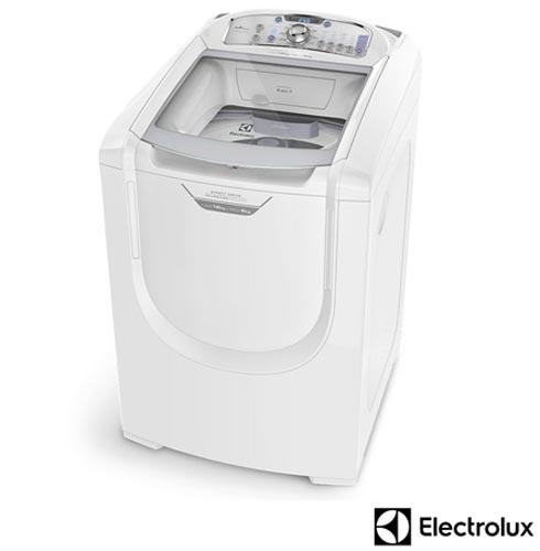 , 110V, Branco, 12 meses, Acima de 10 kg, Lava-Seca, Top Load, Electrolux