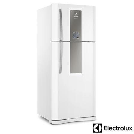 , 110V, 220V, Branco, 02 Portas, 02 Portas, Acima de 500 litros, 12 meses, Electrolux