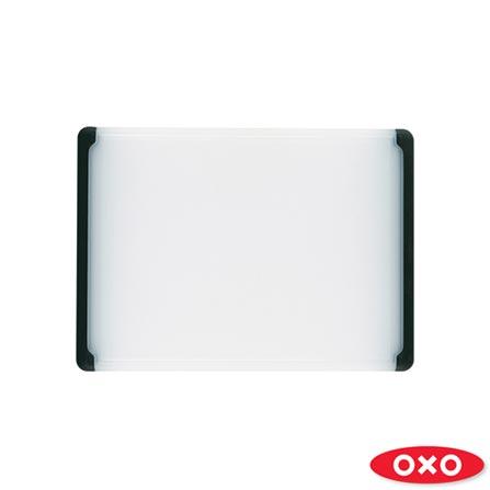 Tábua para Cozinha 26x53 cm em Polipropileno - Oxo, Não se aplica, Spicy, Polipropileno, 01 Peça