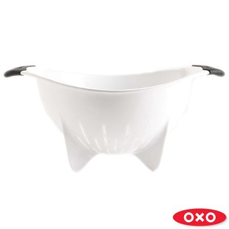Escorredor Multiuso com 33 cm Branco - Oxo, Branco, Spicy, Plástico, 01 Peça
