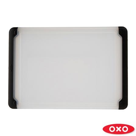 Tabua de Cozinha 18x26 cm em Polipropileno - Oxo, Não se aplica, Spicy, Polipropileno, 01 Peça