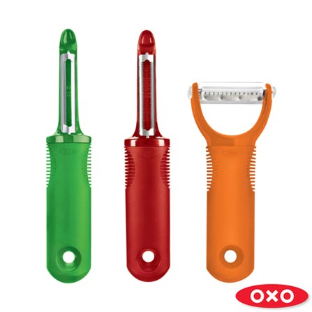 , Colorido, Spicy, Inox, 03 Peças