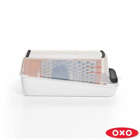 Kit de Raladores em Aço Inox com 7 Peças Colorido - Oxo, Colorido, Spicy, Inox, 07 Peças