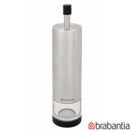 Garrafa para Azeite e Vinagre em Aço Inox Get Together - Brabantia, Inox, Spicy, Inox, 01 Peça
