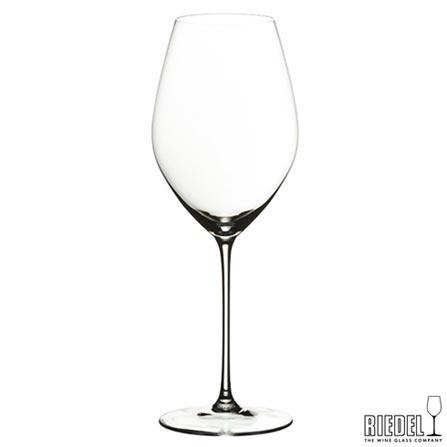 Conjunto de Taças para Champagne em Vidro Cristalino Veritas com 2 Peças  - Riedel, Não se aplica, Spicy, Vidro, 02 Peças