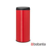 Lixeira Flip Bin em Aço Inox com 30 litros de Capacidade - Brabantia