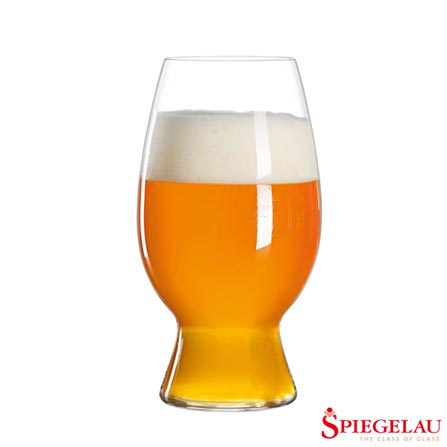 Conjunto de Copos em Vidro para Cerveja American Wheat Beer 04 Peças - Spiegelau, Não se aplica, Spicy, 04 Peças, Vidro