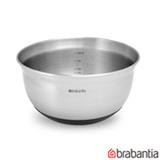 Bowl em Aço Inox Kitchen com Capacidade de 3 Litros e Base Emborrachada - Brabantia