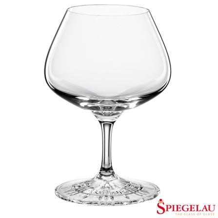 Conjunto de Taças para Whisky em Vidro Nosing com 04 Peças Perfect Serve - Spiegelau, Não se aplica, Spicy, Vidro, 04 Peças