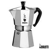 Cafeteira Expresso em Alumínio para 6 Xícaras - Moka Bialetti