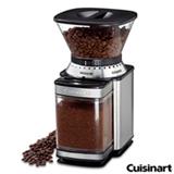 Moedor Elétrico para Café Cuisinart em Aço Escovado com 18 Medidas de Café - DBM8