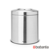 Lixeira de Mesa em Aço Inox com 1 litro de Capacidade - Brabantia