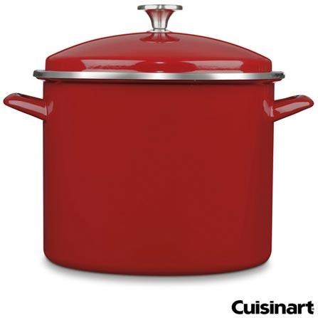 , Vermelho, Spicy, Inox, 03 Peças