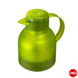 Garrafa Térmica com Capacidade de 1 Litro Quick Press Samba Verde - Emsa