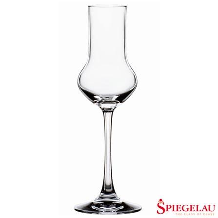 Conjunto de Taças para Licor em Vidro Cristalino com 04 Peças Cremona - Spiegelau, Não se aplica, Spicy, Vidro, 04 Peças
