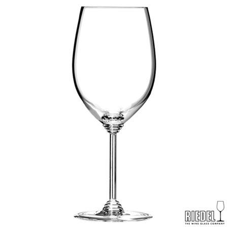 Conjunto de Taças para Vinho Merlot em Cristal com 02 Peças Wine - Riedel, Não se aplica, Spicy, Cristal, 02 Peças