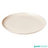 Prato para Sobremesa em Cerâmica Branco - Jamie Oliver