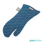 Luva em Algodão Azul Jeans - Jamie Oliver