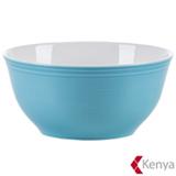 Conjunto de Tigelas Breeze em Porcelana com 04 Peças Azul - Kenya