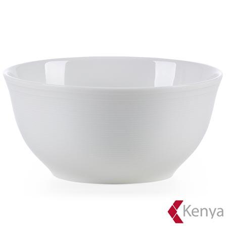 , Branco, Spicy, 04 Peças, Porcelana
