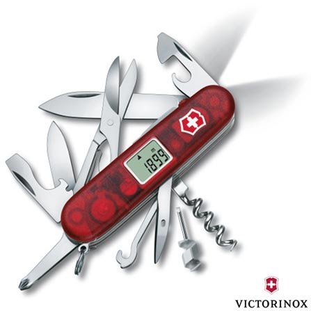 , Vermelho, Vitalícia, Victorinox