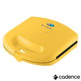 Sanduicheira Minigrill Colors Amarela Cadence - SAN234