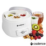 Iogurteira Cadence Naturalle 1 Natural com Capacidade 01 Litro - IOG100