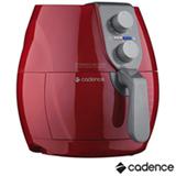 Fritadeira Elétrica Cadence Perfect Fryer Colors Vermelha - FRT541