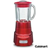 Liquidificador Cuisinart Red Metalic com Jarra de 1,4 Litros - SPB-600MRBR