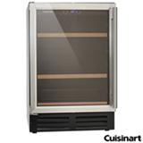 Adega Frigobar Cuisinart Prime Cooking para 178 Latas com ate 20 C - BU-145
