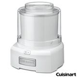 Máquina para Sorvete Cuisinart Branca - ICE-21