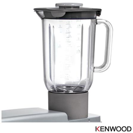 Copo de Liquidificador Kenwood com Capacidade de 1,5 Litros em Acrílico - AT337, Não se aplica, 03 meses, Kenwood