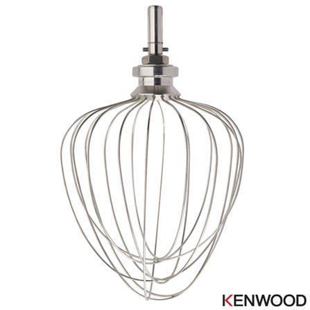 Batedor Power Whisk Kenwood para Cooking Chef e Major Titanium - AW45002, Não se aplica, 03 meses, Kenwood