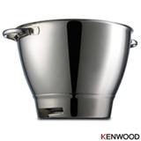 Tigela Kenwood em Inox com Capacidade de 4,6 Litros para Cooking Chef e Major Titanium - AW36385
