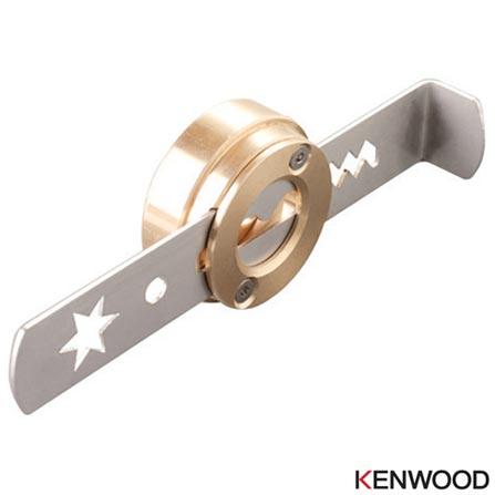 Disco para Biscoito Kenwood para Acessório de Moldar Massas - A910/13, Não se aplica, 03 meses, Kenwood