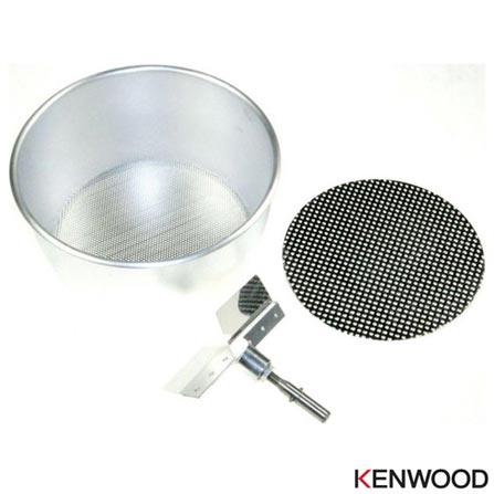 Peneira de Alimento em Aço Inox Kenwood, Não se aplica, 03 meses, Kenwood