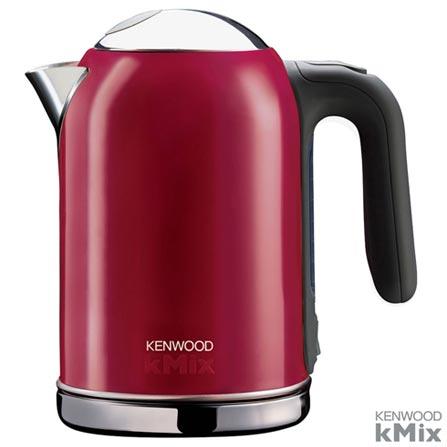 , 220V, Vermelho, 12 meses, Kenwood, 110V - 1600 W e 220V - 1850 W