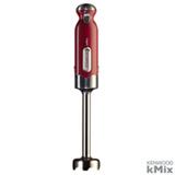 Mixer Eletrico Kenwood kMix Triblade com 05 Velocidades e 02 Funcoes Vermelho - B851