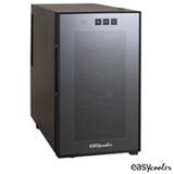 Adega de Vinhos Termoelétrica Easy Cooler para 08 Garrafas com até 18°C - JC-23C1