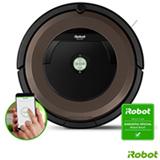 Robô Aspirador de Pó Inteligente iRobot Roomba - 890
