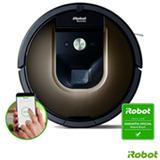 Robô Aspirador de Pó Inteligente iRobot Roomba - 980